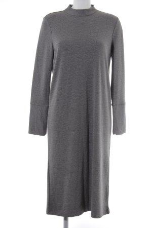 Selected Femme Langarmkleid grau Casual-Look