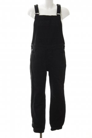 Selected Femme Peto negro look casual