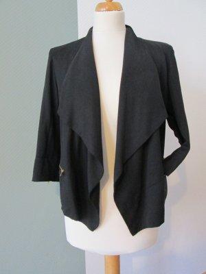 Selected Femme leichte Jacke schwarz Gr. 36
