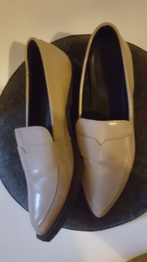 Selected Femme Loafer beige nude Gr.(39) 40