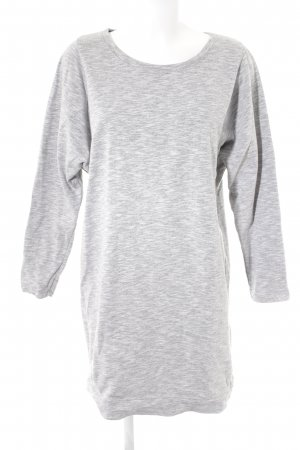 Selected Femme Longpullover hellgrau Casual-Look