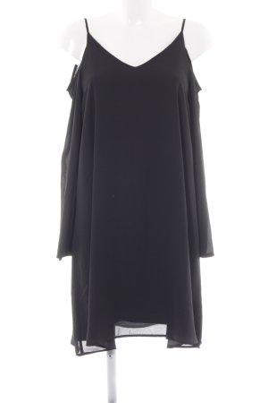 Selected Femme Minikleid schwarz Elegant