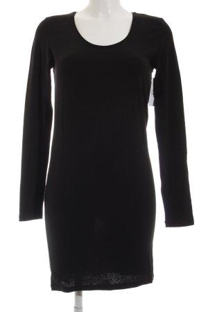 Selected Femme Minikleid schwarz minimalistischer Stil