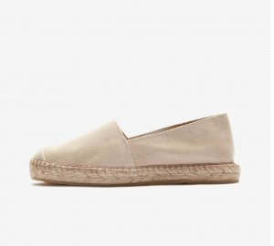 Selected Femme Mokassins creme Casual-Look