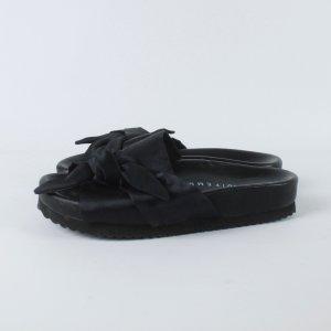 Selected Femme Heel Pantolettes black