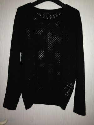 Selected Femme Pullover Lochmuster *M*