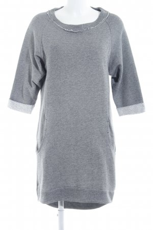 Selected Femme Sweater Dress grey flecked casual look
