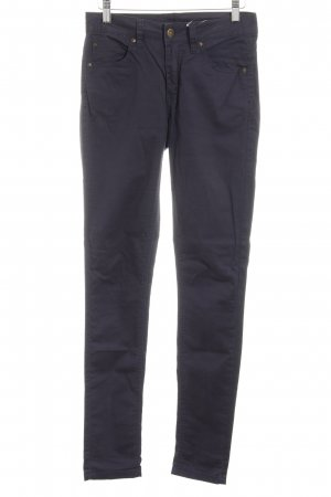 Selected Femme Jeans a sigaretta blu scuro stile casual