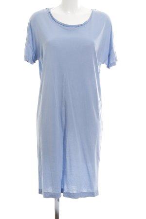 Selected Femme Shirtkleid blau Casual-Look