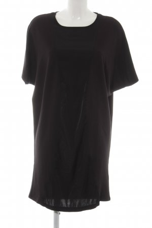 Selected Femme Shirtkleid schwarz Casual-Look