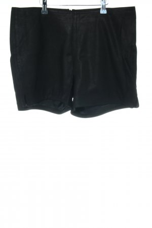 Selected Femme Shorts schwarz Elegant