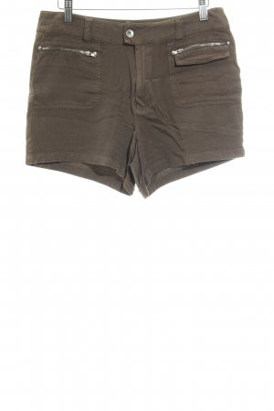 Selected Femme Skorts taupe Business-Look