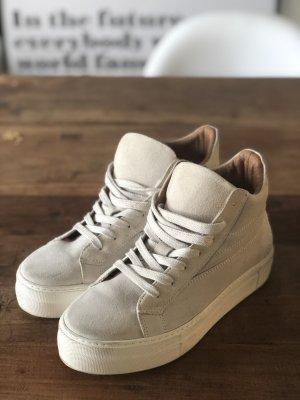 Selected Femme Sneakers High Top beige 39