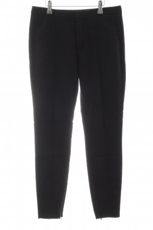 Selected Femme Stoffhose schwarz Casual-Look