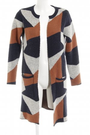 Selected Femme Strickjacke grafisches Muster Casual-Look