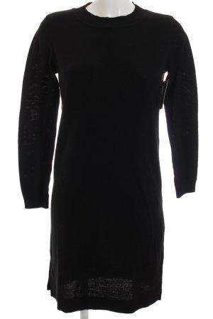 Selected Femme Strickkleid schwarz Casual-Look