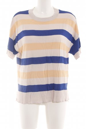 Selected Femme Knitted Jumper striped pattern casual look