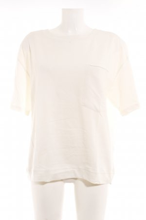 Selected Femme T-Shirt creme Casual-Look