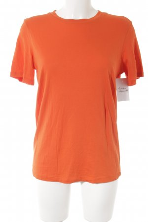 Selected Femme T-Shirt dunkelorange Casual-Look