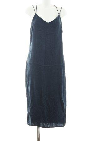 Selected Femme Trägerkleid dunkelblau schlichter Stil