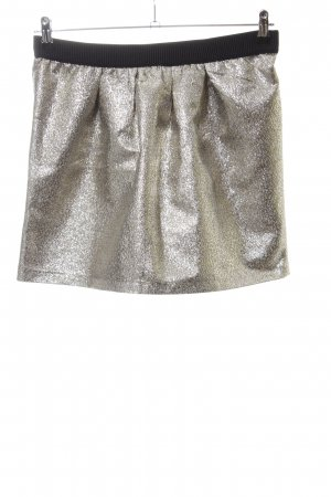 Selected Femme Tulip Skirt silver-colored glittery