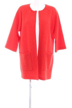 Selected Femme Übergangsmantel rot Elegant