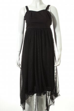 """Selected Femme Vokuhila-Kleid """"Darling Corsage Dress F"""" schwarz"""