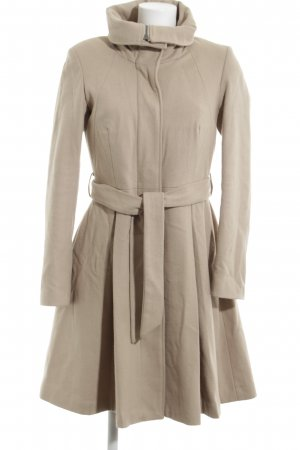 Selected Femme Wool Coat cream business style