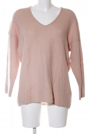 Selected Femme Wollpullover nude Webmuster Casual-Look