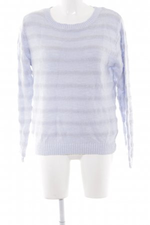 Selected Femme Wollpullover himmelblau Casual-Look