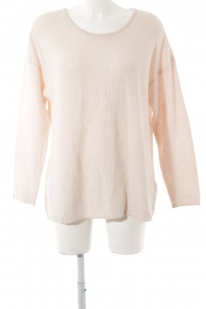 Selected Femme Wollpullover rosé Webmuster Casual-Look