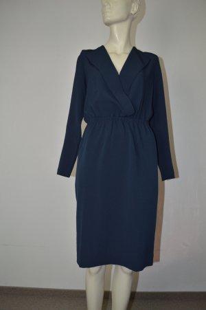 SELECTED Kleid dunkelblau 34