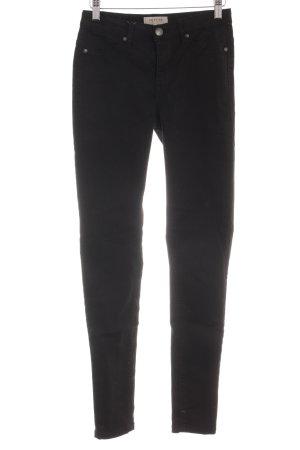 Selected Skinny Jeans schwarz Casual-Look