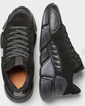 Selected Sneakers met veters veelkleurig