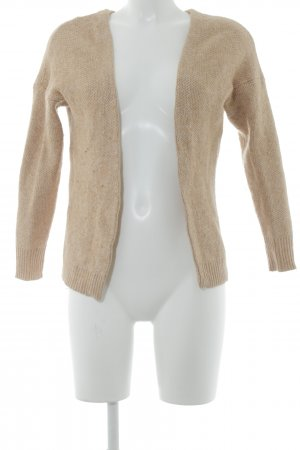 Selected Strick Cardigan camel Casual-Look