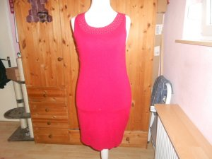 Selection by S.Oliver- rotes Kleid Gr. 44