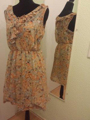 *Selection S.Oliver* Kleid mit Unterkleid, Größe 42