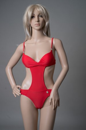Self Collection Push Up Monokini in Größe S
