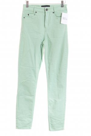 Selfnation High Waist Jeans mint simple style