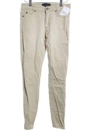 Selfnation Skinny Jeans beige Casual-Look