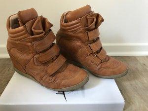 Selten getragene, hochwertige Damen Keil-Sneaker von Steve Madden, Größe 39,5