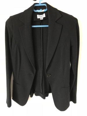 Piú & Piú Jersey blazer zwart