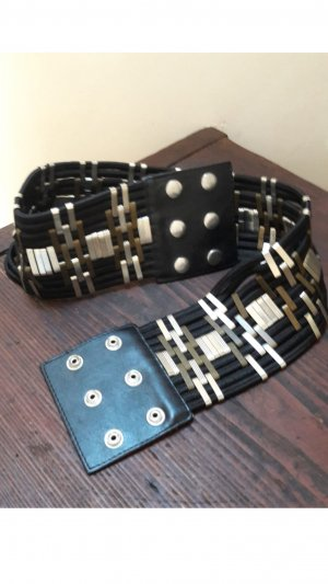 Zara Waist Belt multicolored metal