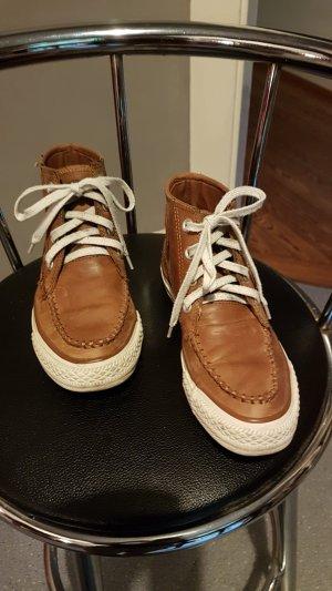 Converse High Top Sneaker light brown-brown