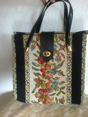 Carry Bag multicolored cotton