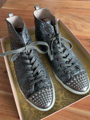 Seltene MIU MIU Sneaker Glitzer 41