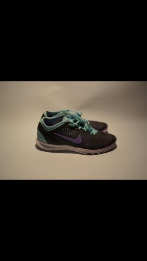 Seltene Nike Free Balanza 3.0 hellblau lila grau