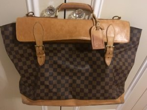 Seltener Louis Vuitton Weekender/ Edition Centenaire 2569