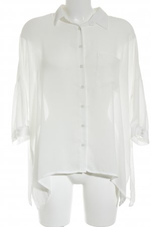 Sem per lei Shirt Blouse white casual look