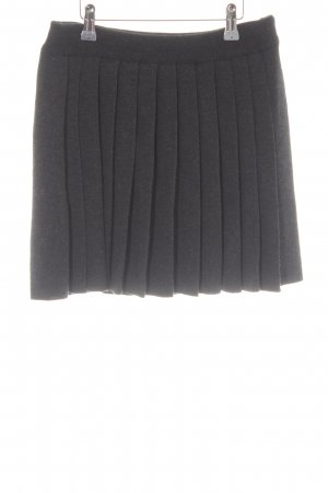 Sem per lei Wool Skirt anthracite casual look